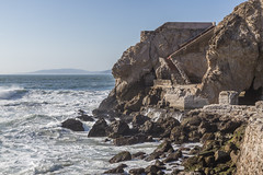 Ocean Cliff (danielfoster437) Tags: california beach landscape ocean scenery scenary waves crashingwaves beautiful nature coast pacificocean californiacoast roughocean roughwater rocks 崖 カリフォルニア ビーチ 海 風景