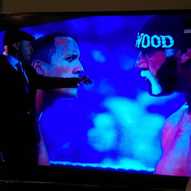 Wrestlemania 31. Leggo!!!! @WWE @WWEUK @TheWWENetworkUK #LLCoolJ