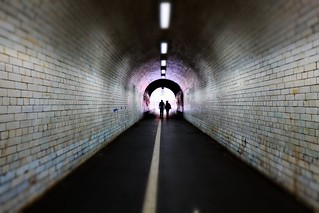 York underpass