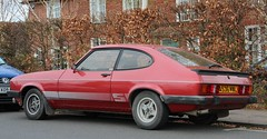A536 MWL (1) (Nivek.Old.Gold) Tags: ford capri 1983 20s 5speed mk3