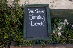 We Serve Sunday Lunch (new folder) Tags: dinner typography pub roast worcestershire chalkboard sundaydinner shrawley thenewinn weservesundaylunch