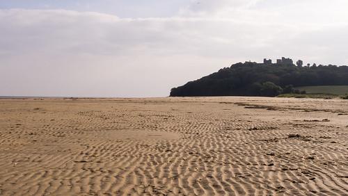 Llansteffan Beach, Wales