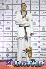 Mundial de Taekwondo: Chelyabinsk 2015 (día 6)