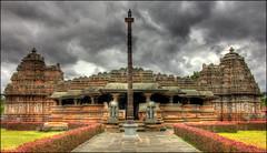 Veera Narayana Temple, Belavadi (Shrikrishna Bhat M) Tags: temple hoysala chikmagalur mahabharatha belavadi