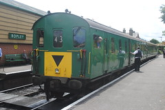205125 (30mog) Tags: hampshire line preserved thumper watercress 205 1125 demu