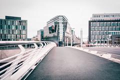 Kronprinzenbrcke | Berlin, Germany 2016 (philippdase) Tags: berlin kronprinzenbrcke deutschland germany longexposure architecture modern city philippdase nikond7100 sigma1835mm18