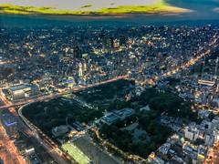 Osaka night view (shinichiro*) Tags:    jp 20160623img4765 2016 crazyshin appleiphone6plus iphone osaka