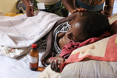 Jovia, who died on Apr. 29, 2016, suffered from both HIV/AIDS and cervical cancer, a deadly combination affecting thousands of women in Uganda. Credit: Amy Fallon/IPS (IPS Inter Press Service) Tags: cancer uganda hivaids