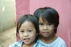 friends (the foreign photographer - ฝรั่งถ่) Tags: friends two boys portraits canon thailand kiss shots head bangkok khlong bangkhen thanon 400d