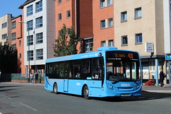 Nottingham City Transport 387 (Ash Hammond) Tags: 387 nottinghamcitytransport alexanderdennisenviro200 yx63lje