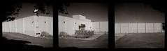 Temporarily closed (efo) Tags: bw abandoned film shoppingmall southsanfrancisco bolta photavit