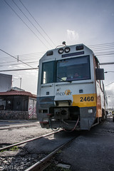 Heredia, INCOFER, 2460 (FritzF2010) Tags: tren ferrocarril heredia incoferheredia