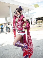 P1440197 (rainmadao) Tags: ice cosplay cos  comiket