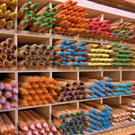 Potloden van de kleuring copy thumbnail