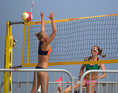 17230874 (roel.ubels) Tags: nk beachvolleybal beachvolleyball volleybal volleyball beach scheveningen sport topsport 2016