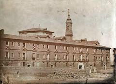La Aljafera 1860 (GAZA - Gran Archivo Zaragoza Antigua) Tags: 1860