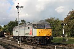 IMG_8485 (D9022) Tags: gloucesterwarwickshirerailway toddington 47376 freightliner gloucestershire 7903 d6948 37248 37215 35006 peninsular oriental sn co royal merchant navy class 4270 foremarke hall d8137 1693 d6036