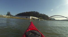 La Conner Kayaking-1 (RandomConnections) Tags: laconner skagitriver skagitriverestuary swinnomishchannel washington washingtonstate kayaking paddling unitedstates us