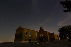 noche esttica (Enrique Garcia Polo) Tags: ermita nava estrellas navadelrey persidas concepcin nocturna castillaylen espaa es