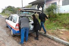 CEEE entrega doações da Campanha do Agasalho em Viamão (Grupo CEEE - Rio Grande do Sul - Brasil) Tags: agasalhos creche doação entrega fotogugamarques mantimentos rs tialolô viamão