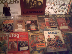 1970-1971-1972 : (Retro King) Tags: 1972 retro records 1971 vinyl albums pop 1970 magazines he comicbooks paperbacks peanuts books collectables