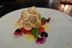 Kelapa dessert (A. Wee) Tags: merahputih restaurant  bali indonesia   dessert  meringue