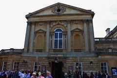 The Roman Baths, Bath (Eddie Crutchley) Tags: europe england bath historicbuilding roman outdoor romanbaths architecture