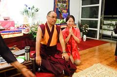 DSCF9598 (Longchen Kyb) Tags: khyentse rigzin hungkar dorje rinpoche dharma teaching hanoi vietnam clinhoasanh gururinpoche manjushri kurukulle amitabha adipht