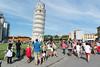 Pisa - Piazza dei Miracoli mit Campanile (CocoChantre) Tags: campanile piazzadeimiracoli pisa schieferturmvonpisa toscana italien it
