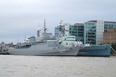 Visit To Belfast (dhcomet) Tags: river thames london navy brasilia belfast hms iwm museum visit brasil training brazil brazilian brasilian