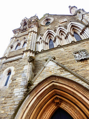 St. Mary's Church, High Street, Ryde, Isle of Wight (photphobia) Tags: ryde isleofwight uk seaside coastal town resort victorianresort victorian oldtown oldwivestale outdoor outside buildings building buildingsarebeautiful architecture highstreet stmarys church