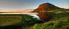 Kirkjufell ligh (rinogas) Tags: rinogas iceland