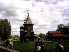 Old wooden church (lubovphotographer) Tags: flyeranano9 photograph phonephotography picturethis smartphonephotography woodenarchitectures wooden woodenarchitecture smartphonephot photo photolovers photographylovers suzdal cremlin kremlin suzdalkremlin phos photolover  2016