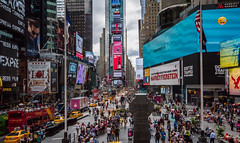 2016 - New York City - Times Square
