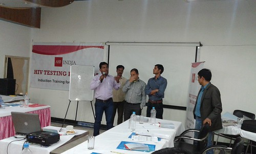 AHF India RTP Partner Training
