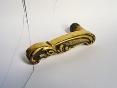 Door handle (Mauro Cateb) Tags: vintage handle doorhandle maçaneta oldobjects vintageobjects