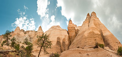 Tent Rocks, New Mexico (Nosrebor) Tags: nature nikon sandstone tentrocks mothernature rockformations sigma1835mm desertrocks nikond7000