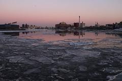 NYC (- yt -) Tags: newyorkcity winter usa snow cold brooklyn fujifilmx100t