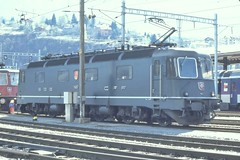 SBB Re6/6 11687 (jlovda) Tags: schweiz suisse swiss zurich sbb lausanne depot locomotive re bellinzona bls fo ae brig ffs mgb lokomotive lok rhb gotthard cff wassen re66 brunig erstfeld ae66