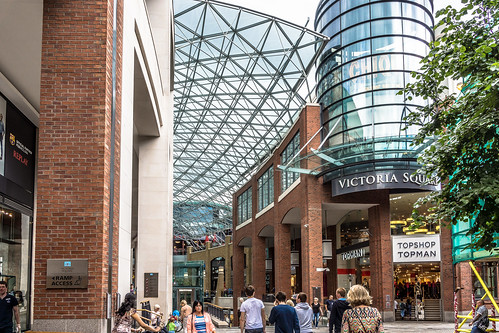 Victoria Square Shopping Centre In Belfast REF-102887