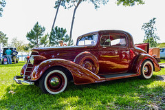 1934 Oldsmobile Rumble Seat Coupe 1
