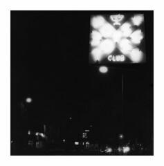 Hotsy Sign (IngyJO) Tags: blackandwhite film bars bayarea albany elcerrito filmphotography hotsytotsy millscollegephotography