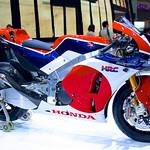 Honda motorbike at the 36th Bangkok International Motor Show thumbnail