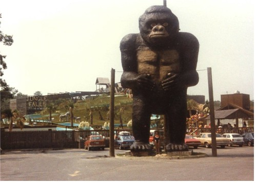 americana kingkong roadside attraction