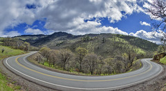 Greensprings Highway (acase1968) Tags: sun clouds photoshop lens nikon cloudy d750 nikkor storms vr afs between partly f4g 24120mm cs6