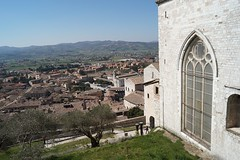 Gubbio - Duomo veduta (Rodolfo Bontempi photos (900.000 views)) Tags: colors great photographers chiesa duomo veduta gubbio rodolfobontempi sonya58 sonydt1855mmsamii