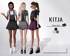 KITJA - Eva Dress (ᴋɪᴛᴊᴀ) Tags: beauty little bones bold reign elua boldbeauty kitja
