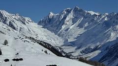 Lötschlücke, Kenner orten die Annenhütte (bonsaifanki) Tags: mountains schweiz alpen wallis lötschental lötschenlücke
