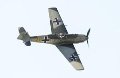 Messerschmitt Bf 109_zstas (zstas56) Tags: show heritage plane airplane war air collection german ww2 airforce bf 109 messerschmitt luftwaffe wehrmacht fhc  skyfair