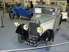 Expo La Rochelle - Amilcar C3 - 1933 (Deux-Chevrons.com) Tags: auto france classic car automobile war automotive voiture pre coche oldtimer larochelle guerre avant 1933 ancienne c3 prewar classique amilcar avantguerre amilcarc3